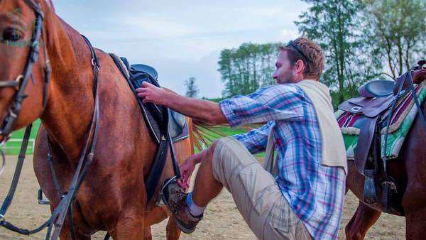 چگونه سوار اسب شویم ؟